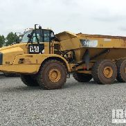 2011 Cat 740B Articulated Dump Truck