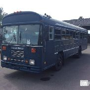 1997 Blue Bird Body Company bus TCFE3204