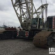 2014 Demag Terex CC2800 Lattice-Boom Crawler Grrane
