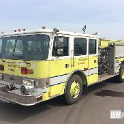 1988 Pierce Arrow Fire Truck