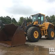 2013 Volvo L180G Wheel Loader