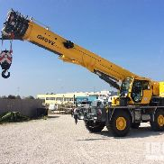 2016 Grove RT550E Rough Terrain Crane - Unused