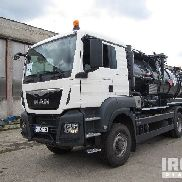 2016 Man TGS 33.400BB 6x6 Vacuum Tanker Truck - Unused