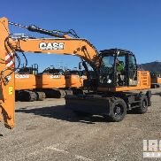 2015 (unverified) Case WX168 Wheel Excavator