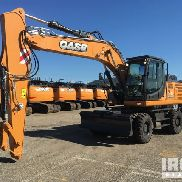 2015 (unverified) Case WX188 Wheel Excavator