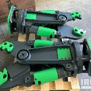 Lot of (2) x Hammer DH350 Gyratory Crushers - New