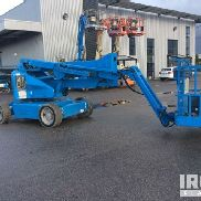 2001 JLG E450AJ Electric Articulating Boom Lift