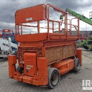 2002 JLG M4069 Electric Scissor Lift
