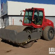 2007 Hamm 3516 Vibratory Single Drum Compactor