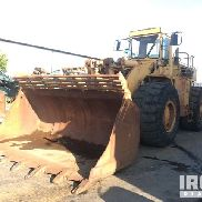 1980 Cat 988B Radlader