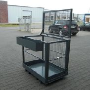 Used Forklifts * Other working cage