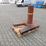 Used forklift Kaup 1.0T 185