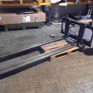 Used forklift Kaup 3,5T 160BZ