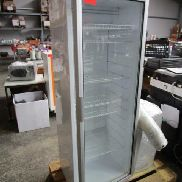 Refrigerator with glass door NORDCAP cool-line