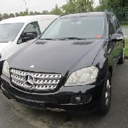 Cars MERCEDES-BENZ ML 320 CDI