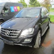 Pkw MERCEDES-BENZ ML 350 CDI 4matic Grand Edition