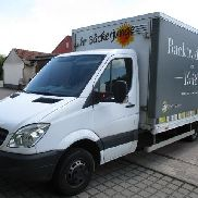 Carrier Mercedes Benz Sprinter