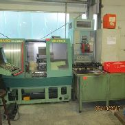 CNC turning machine MAHO