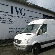 Used Van MERCEDES-BENZ Sprinter 210 CDI for sale