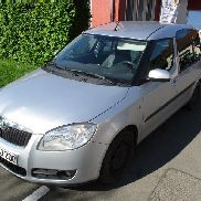 Multi-purpose vehicle SKODA Roomster 16V