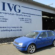 Car VW Golf IV 1.9 TDI Edition
