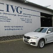 Off-road vehicle BMW X6 xDrive40d