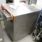 Plate cleaning machine KD-PUTZ