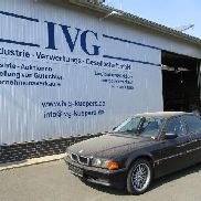 Coches BMW 740i