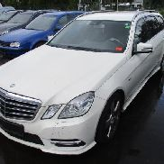 MERCEDES-BENZ E 350 CDI 4MATIC Combine Engine