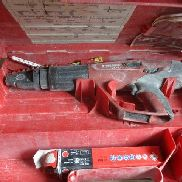 Boltsetting unit HILTI