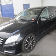 Наклонная задняя Мерседес-Benz R 350 CDI 4MATIC