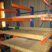 Cantilever rack 1-sided