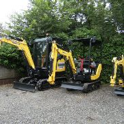 New Yanmar Excavators Available