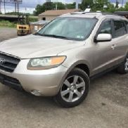 2007 Hyundai Santa Fe 4x2 4-Door Sport Utility Vehicle (111488)
