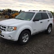"2009 Ford Escape ""Hybrid"" 4x4 4-Door Hybrid Sport Utility Vehicle (114593)"