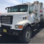 Vac-Con Vactor Unit mounted on 2001 Sterling LT9500 T/A Cab & Chassis (114916)