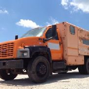 2006 GMC C6500 Chipper Muldenkipper (119102)