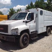 2006 GMC C6500 Chipper Kipper (119106)
