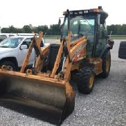 2007 Case 580 Super M Series 2 4x4 Tractor Loader Extendahoe (119473)