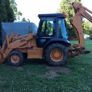 1996 Case 580L Tractor Loader Backhoe (120753)
