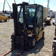 2006 Yale GP040 Pneumatic Tired Forklift (120754)