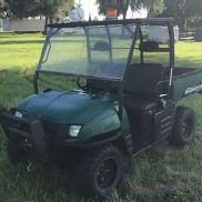 2005 Polaris Ranger 500 4x4 Yard Cart (121757)