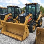 2009 Caterpillar 416E 4x4 Tractor Loader Backhoe (122875)