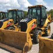 2009 Caterpillar 416E 4x4 Tractor Loader Backhoe (122878)