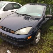2003 Ford Focus 4-Door Sedan (122960)