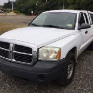 2006 Dodge Dakota 4x4 Extended-Cab Pickup Truck (122962)