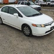 2008 Honda Civic 4-Door Sedan (123787)