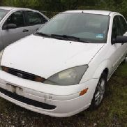 2003 Ford Focus 4-Door Sedan (123979)