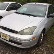 2004 Ford Focus 4-Door Sedan (123980)