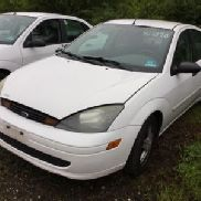 2003 Ford Focus 4-Door Sedan (123981)